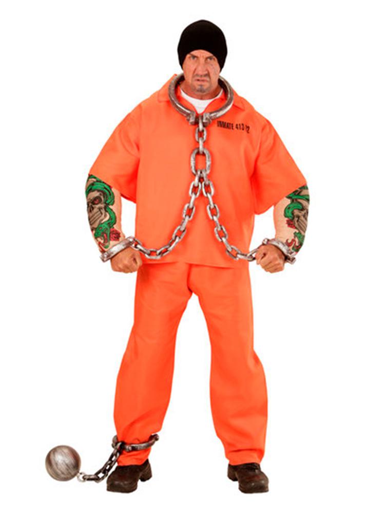 Tattooed Convict Costume