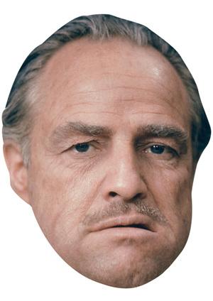 The Godfather Mask (Marlon Brando)