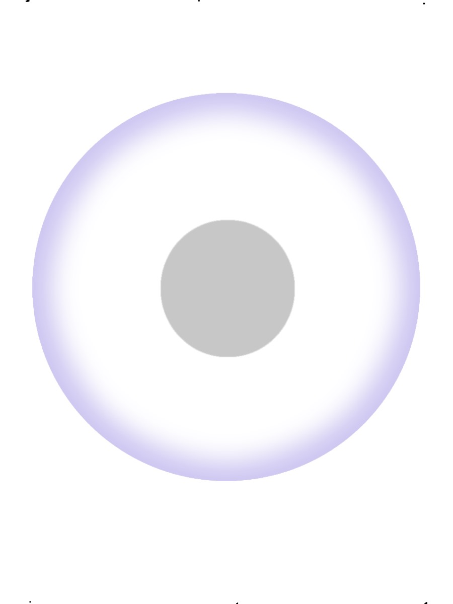 UV White, 1 Day Wear