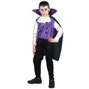Vampire Boy Costume