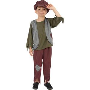 Victorian Poor Boy Costume