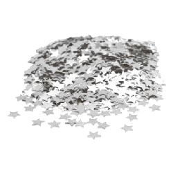 Confetti Silver Mini Stars - Buy 1 get 1 Free