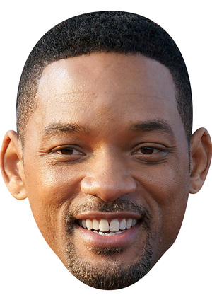 WILL SMITH MASK