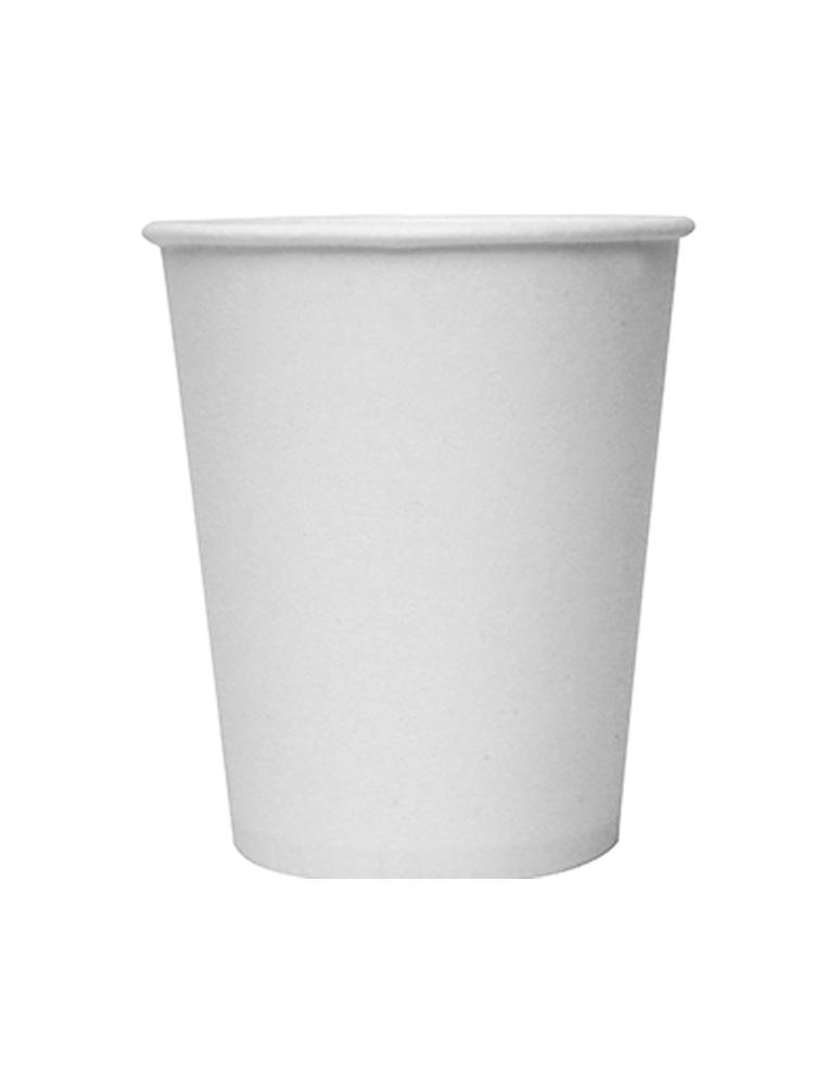 White 9oz Paper Cup