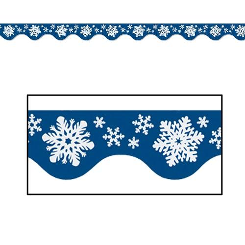 Winter Border Trim