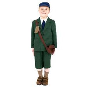 World War 2 Evacuee Costume