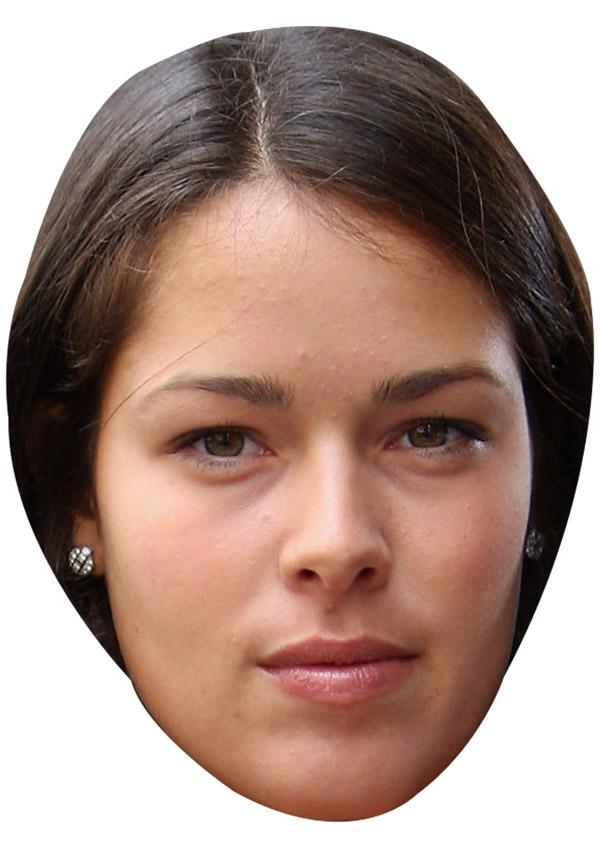 Ana Ivanovic mask