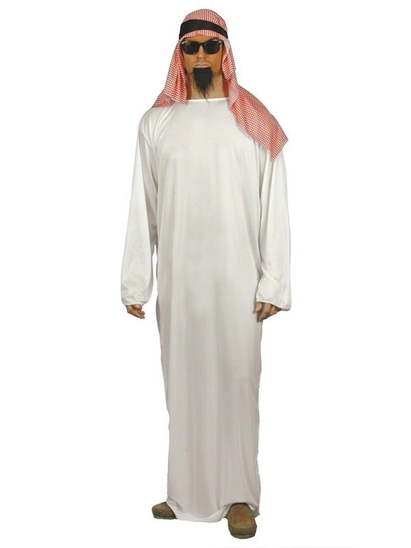 Arab Sheikh Costume  12345 *medium size *