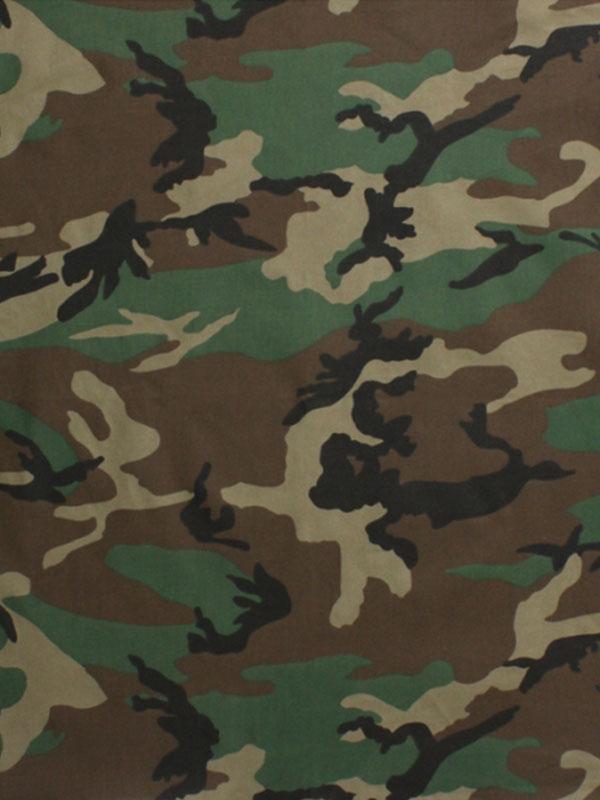 Army Camouflage Bandana