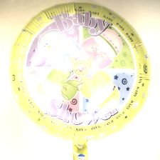 "Baby Shower Foil Balloon 18"""
