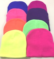Beanie Hat's Assorted Colours