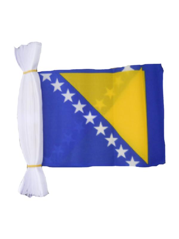 Bosnia Herzegovina Bunting 6m 20 Flag