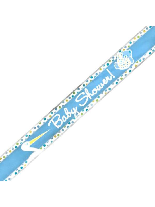 Baby Shower Banner - Boy