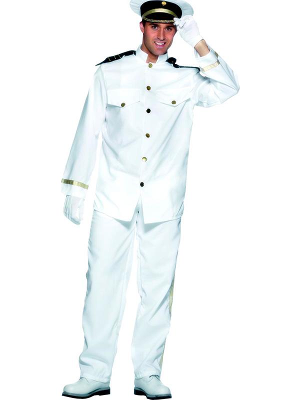 Captain's Costume 12345