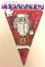 Happy Santa Christmas Bunting