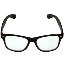 Clear Lense Wayfarer Glasses