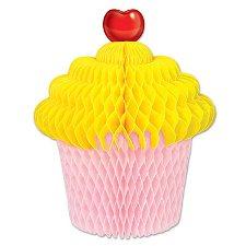Cupcake Tissue Centrepiece