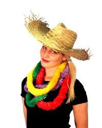 Hawaiian Straw Hat Beachcomber
