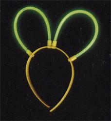 Glow In The Dark Headbopper Bunny Ears