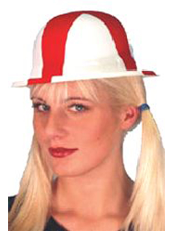 Bowler Plastic Hat St. George's/England