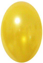 "Balloons Metallic 12"" Gold"