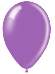 "Balloons Pearlised 12"" Violet"