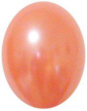 "Balloons Metallic 12"" Orange"