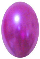 "Balloons Metallic 12""Burgundy Wine"