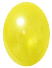 "Balloons Metallic 12"" Yellow"
