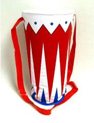 Inflatable Bongo Drum