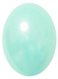 "Balloons Metallic 12"" Sky Blue"