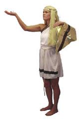 Roman Lady Toga Costume - Small