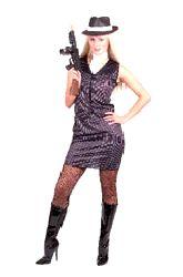 Gangster Lady Moll
