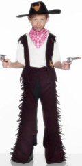 Child's Cowboy/Rancher Costume