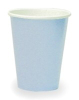 Baby Blue 9oz Paper Cup (PK 8)