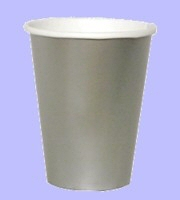 Silver 9oz Paper Cup (pk of 25)