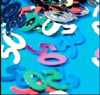50 Table Confeti