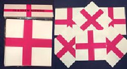St. George's/England Napkins 12 In A packet (1)