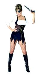 Pirate Sexy Costume (12345)