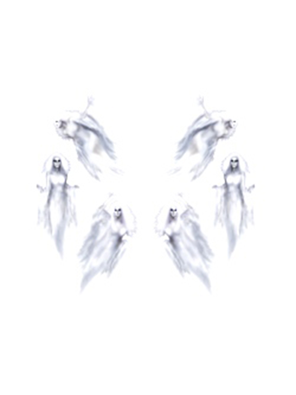 Ethereal Ghost Props (6 In A Pack)