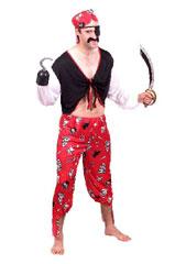 Pirate Man Costume Plus Full Accessories (1)