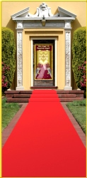 Red Carpet Runner (poly runner)