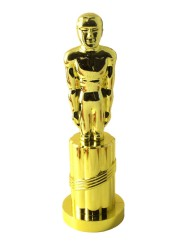 Award  Statue  (Quantity 1) height 24cm