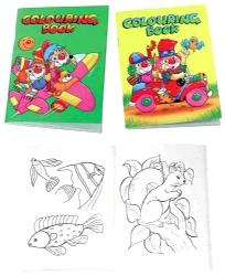 Small Colouring Book