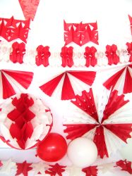 St George's Decoration Pack