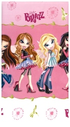 Bratz Fashion Party Invitations.