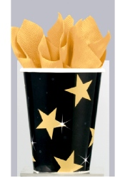 Hollywood/Star Attraction Party Cups