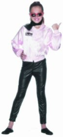 Child's Pink Lady Grease Costume