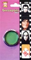 Make Up Green Greasepaint