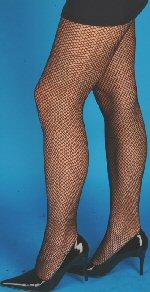 Rocky's Stockings Fishnets+Suspender Belt